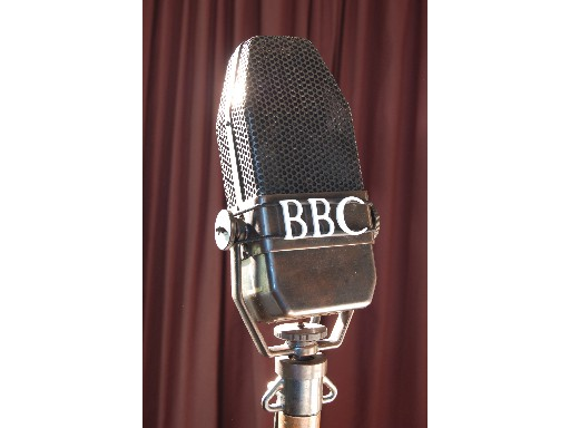 BBC Marconi AXBT microphone