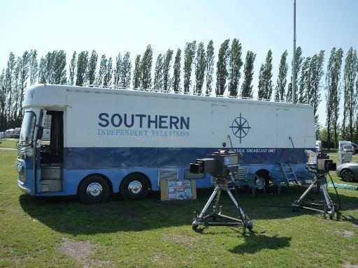 Southern Outside Broadcast truck
