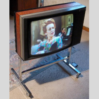 Bang and Olufsen Colour television picture