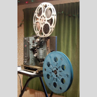 RCA Model 400 16mm film projector picture