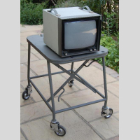BBC Monitor Trolley picture