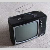 FERGUSON Courier portable TV picture