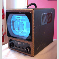 Ekco TMB272 Portable TV picture