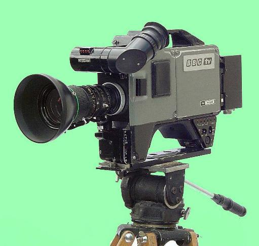 Golden age tv recreations - Tv in camera ...